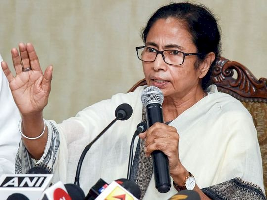 Don't Ask Such Communal Questions: Mamata Banerjee On Delhi Mosque Event
