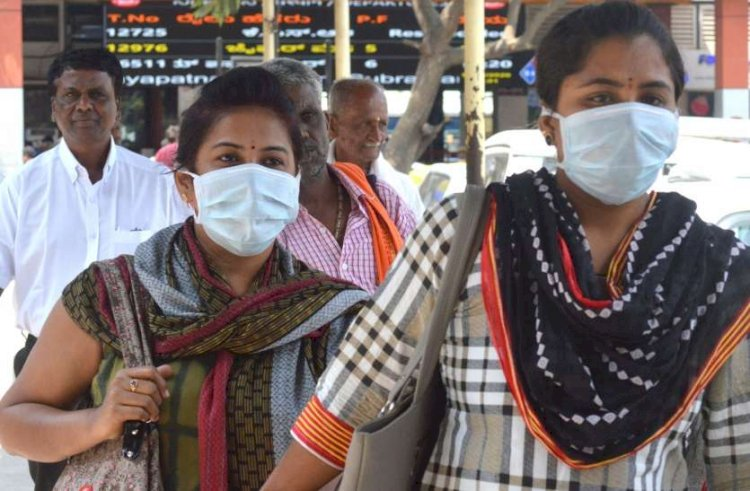 COVID -19 Live Updates : 540 new cases in 24 hours in India and 17 deaths in last 24 hours