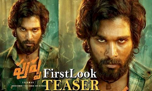 Allu Arjun's Pushpa poster becomes the most liked first look on Twitter