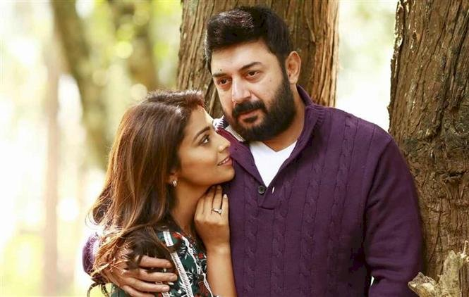 Karthick Naren's long-delayed film Naragasooran might have an online release due to Covid-19 crisis