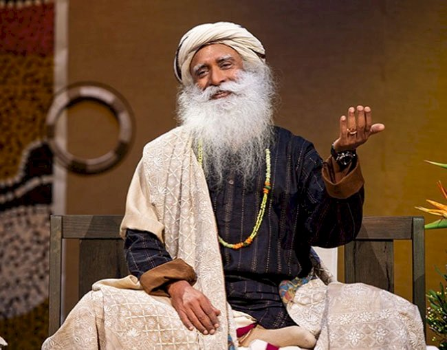 Sadhguru says coronavirus doesn't want to kill you, human body is a good habitat for Covid-19