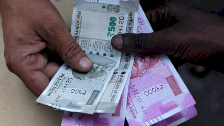 Rupee slides 17 paise to hit all-time low of 76.44 against US dollar