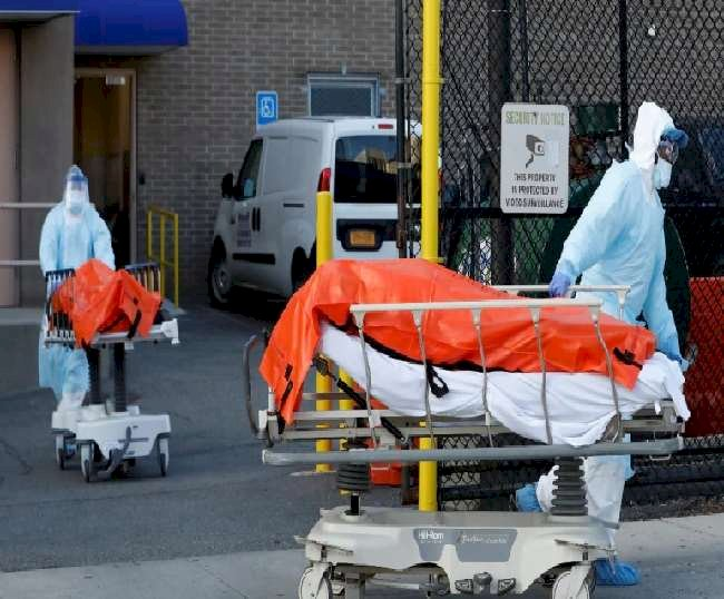 US reports nearly 2600 COVID-19 deaths in last 24 hours