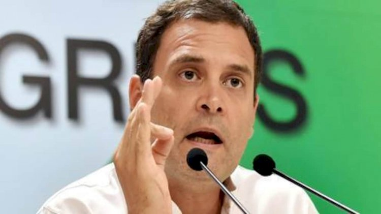 COVID-19 pandemic a challenge but also an opportunity tweets Rahul Gandhi