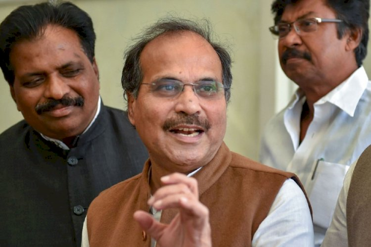 Adhir Ranjan Chowdhury turns office into control room to assist migrant Laborers