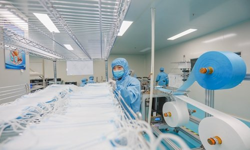 US appeals to China to revise export rules on medical gear