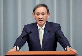 Yoshihide Suga rubbishes rumour that Japan is ready to bear additional cost of postponing Olympics