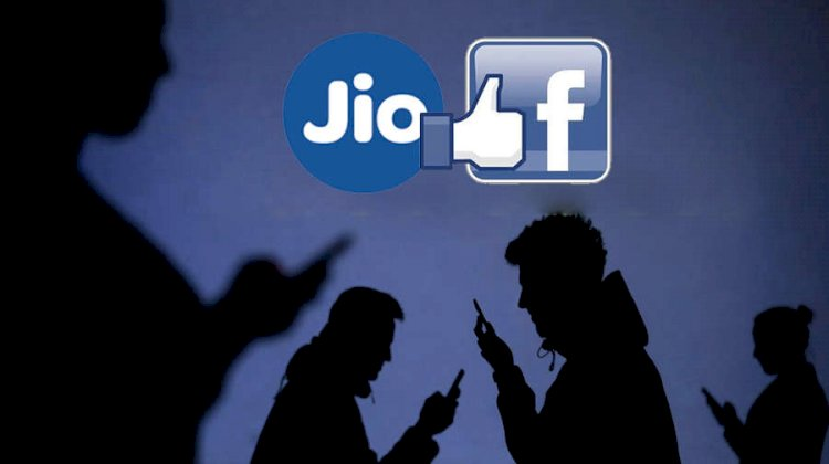 Facebook buys 10% stake in Jio Platform for Rs 43,574 crore