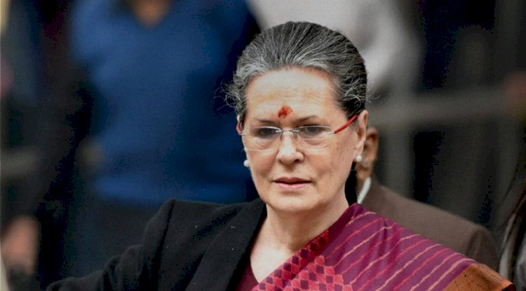 Govt acted on our Covid-19 suggestions in miserly way : Sonia Gandhi