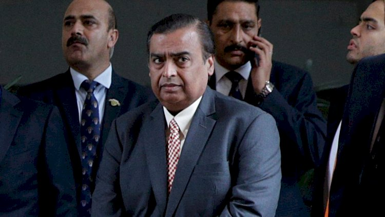 Mukesh Ambani Asia's richest again, net worth up by $4.7bn after Facebook-Jio deal