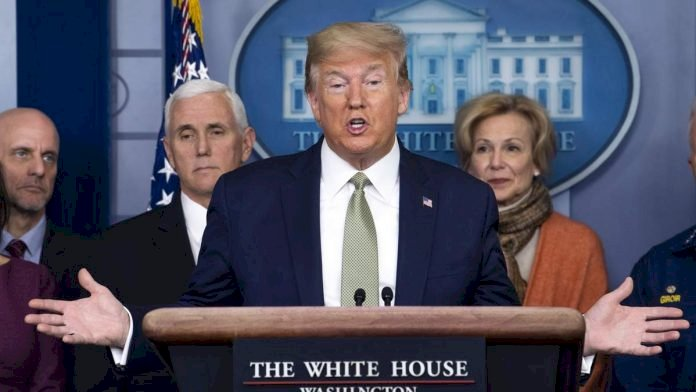 US House passes relief package for coronavirus COVID-19; Trump says we are close to a vaccine
