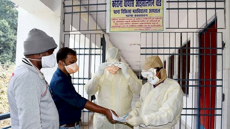 Govt says COVID-19 infection rate has slowed down to flatten the curve in India