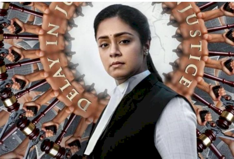 Jyotika's Ponmagal Vandhal to skip theatrical release, will have its digital premiere in May