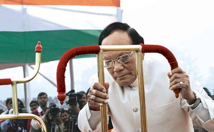 Former Governor and veteran politician Devanand Konwar passes away at 77 in Guwahati