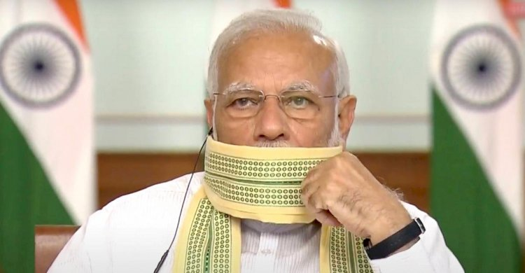 PM Modi says lockdown helpful so far, lauds joint efforts of states