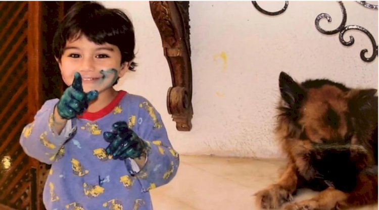 Ibrahim Ali Khan was the first Picasso in the Pataudi house