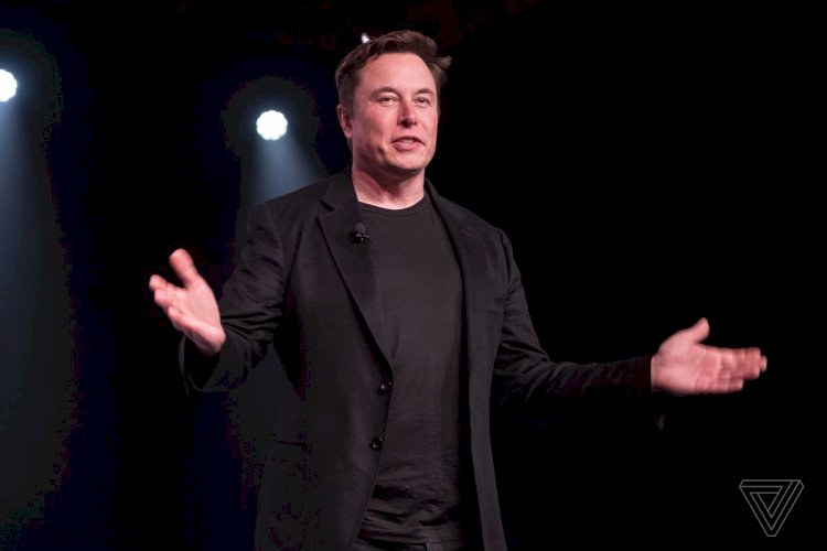 Elon Musk And Girlfriend Welcome First Child Together