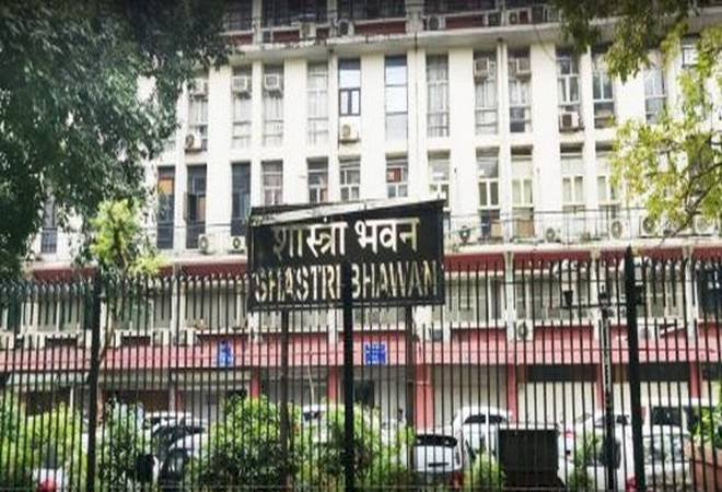 Delhi's Shastri Bhavan partially sealed after Law Ministry staffer tests COVID-19 positive