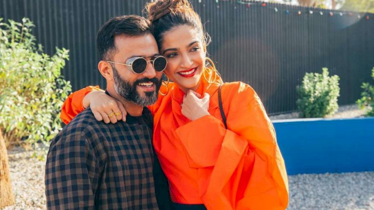 Sonam Kapoor is thrilled to have Anand Ahuja for the rest of her life