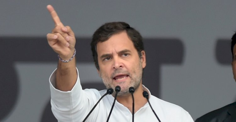 Centre needs to maintain transparency in fighting COVID-19: Rahul Gandhi