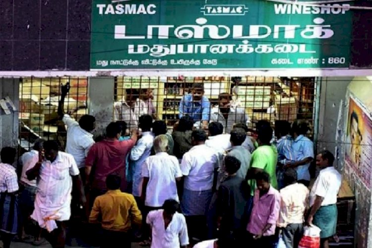 Tamil Nadu govt earns Rs 172 crore on first day of sales