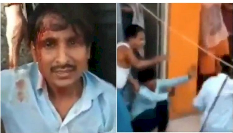 BJP worker charged 3 times for train fare, beat up migrant for objecting, claims Congress