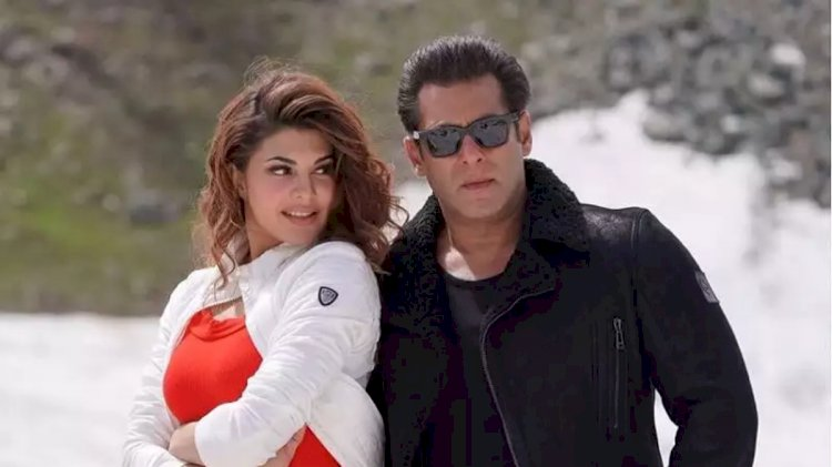 Salman Khan and Jacqueline Fernandez shoot for new song titled Tere Bina at actor's Panvel farmhouse