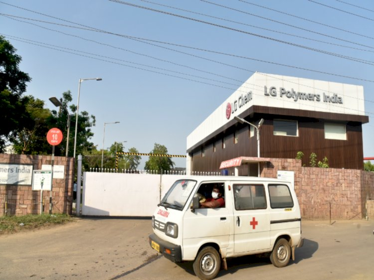 LG Polymers apologises, says working day and night to help victims