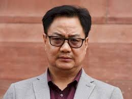 Olympics-bound athletes will be given preference when it comes to resuming training: Rijiju