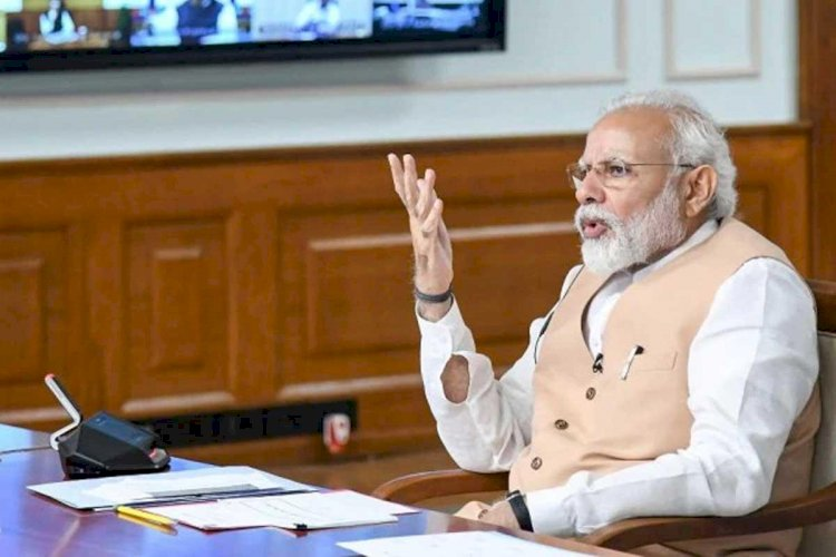 PM Modi to interact with all state CMs today, may discuss lockdown exit plan