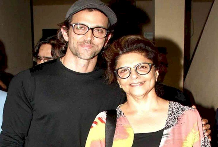 Hrithik Roshan pays tribute to mom Pinkie Roshan in late Mother's Day post: She's my lullaby