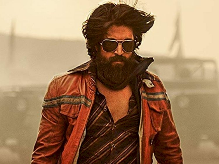 KGF makers to file complaint against Telugu channel for illegally airing Yash's film