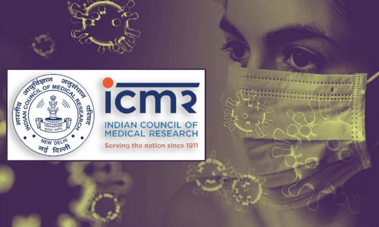 ICMR issues new guideline for reporting of coronavirus related deaths