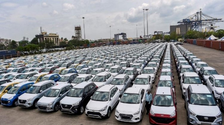 Indian automakers may see 45% sales drop as economy slumps