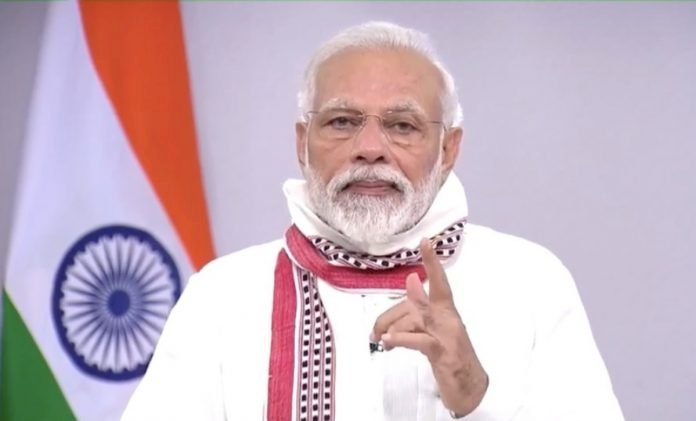 PM Modi to address nation at 8 pm today as lockdown enters last week