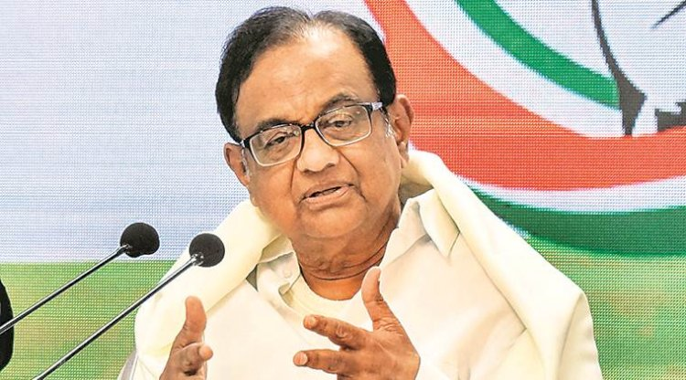 Nothing Will Go To Hands Of Migrants: P Chidambaram On PM-CARES