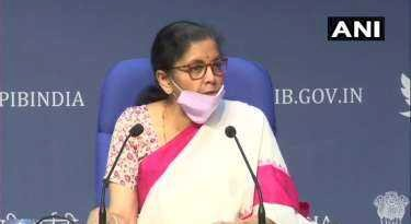 Nirmala Sitharaman announces Rs 1 lakh crore for agricultural infrastructure