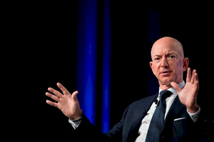 Jeff Bezos could become first trillionaire in the world: Study