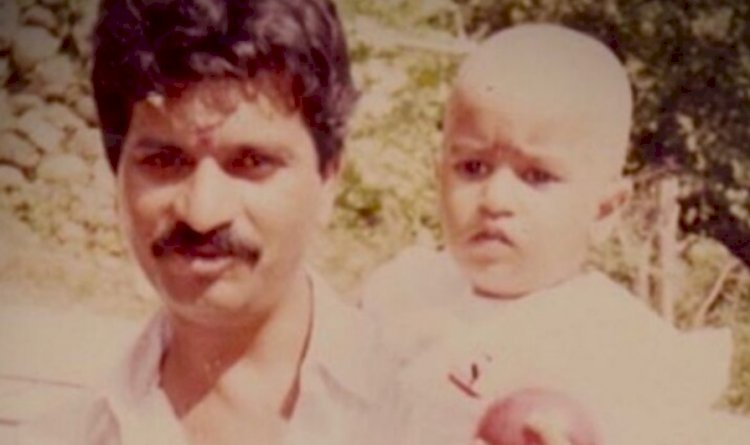 Vicky Kaushal's dad shares his rare childhood pic on birthday: Proud to be known by your name