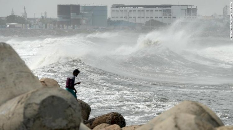 After landfall, super cyclone Amphan likely to maintain intensity of cyclonic storm till tomorrow morning: IMD