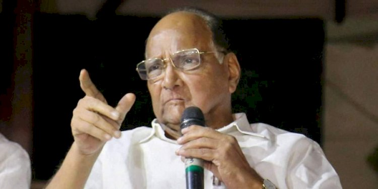 Sharad Pawar offers suggestions to reopen Covid-19-hit Maharashtra