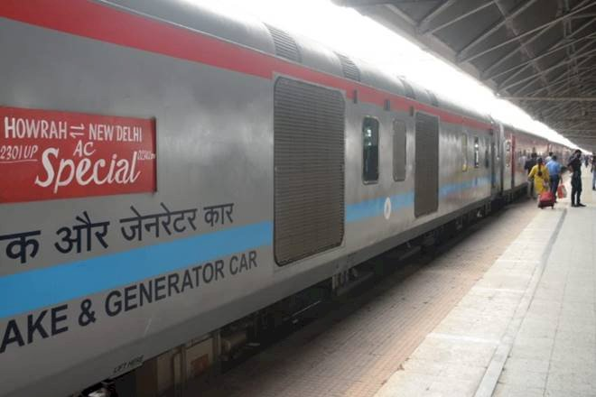 Online bookings for 200 trains from June 1 starts today