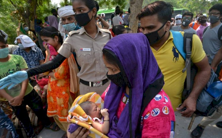 India's case tally crosses 1.12 lakh with 11,220 new cases in 48 hours