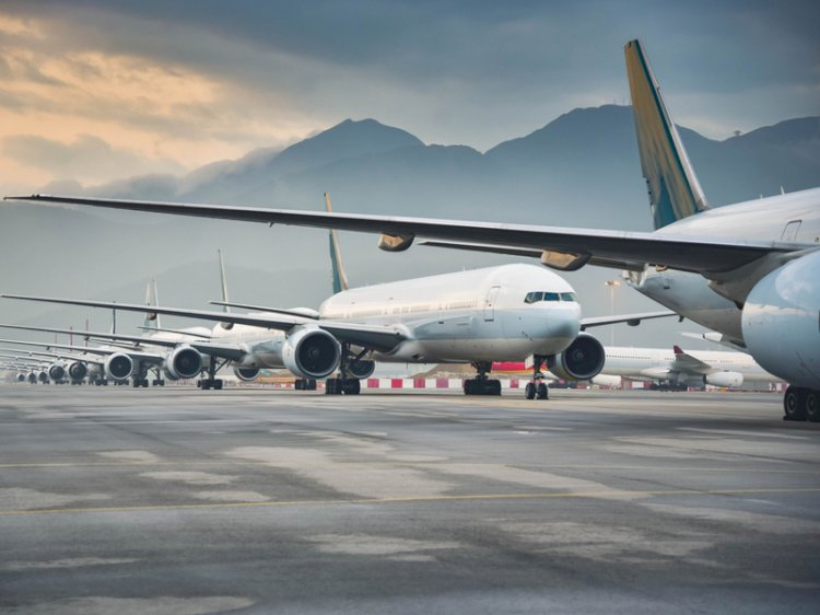 SOP for airports as domestic flights resume from Monday