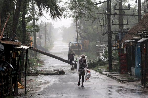 Cabinet Secretary Rajiv Gauba reviews Cyclone Amphan hit areas in West Bengal, Odisha; major damage to agricultural lands