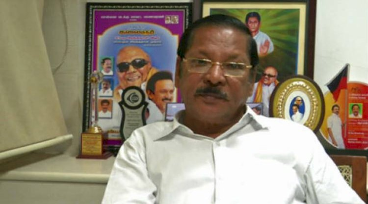 DMK MP RS Bharathi arrested for alleged hate speech, granted interim bail