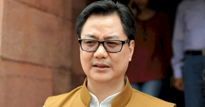People will have to learn to live with sporting activities without spectators: Kiren Rijiju