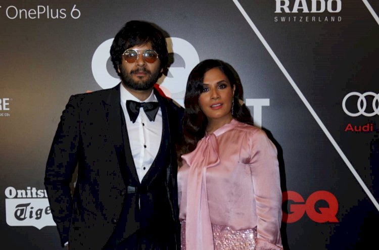 Ali Fazal shares Eid special pic with Richa Chadha: Here is a photobooth moment