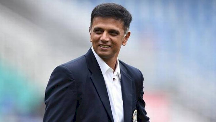 Identify with under-19 boys as I too had insecurities like them while growing up: Rahul Dravid