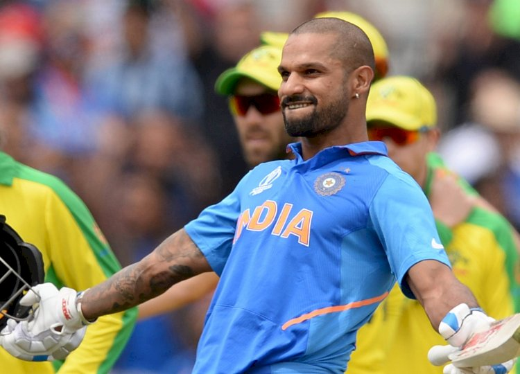 'Someone said you'll get out for 15 runs':Shikhar Dhawan recalls 2015 World Cup game against Pakistan